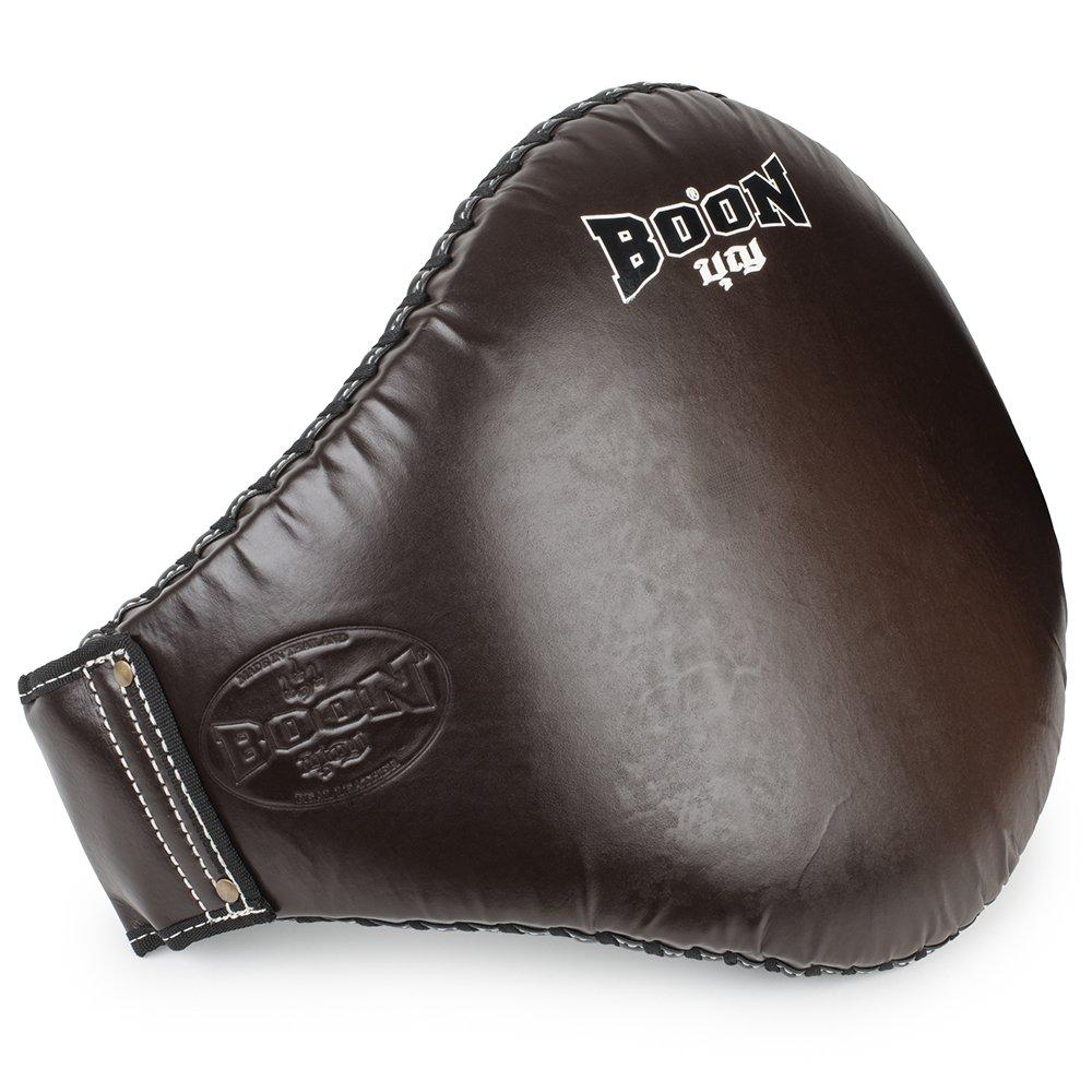 Boon Sport Brown Velcro Strap Belly Pad BPV1