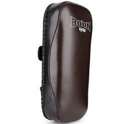 boon sport flat thai kick pads with a velcro strap nkpv