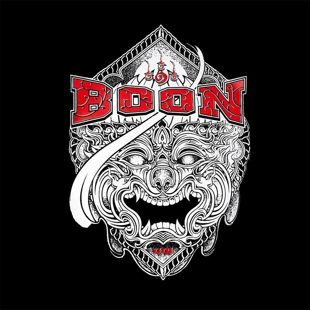 Boon Sport Muay Thai T-Shirt Hanuman Face TSHF