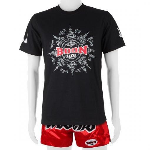 Boon Sport Muay Thai T-Shirt Sak Yant TSSY