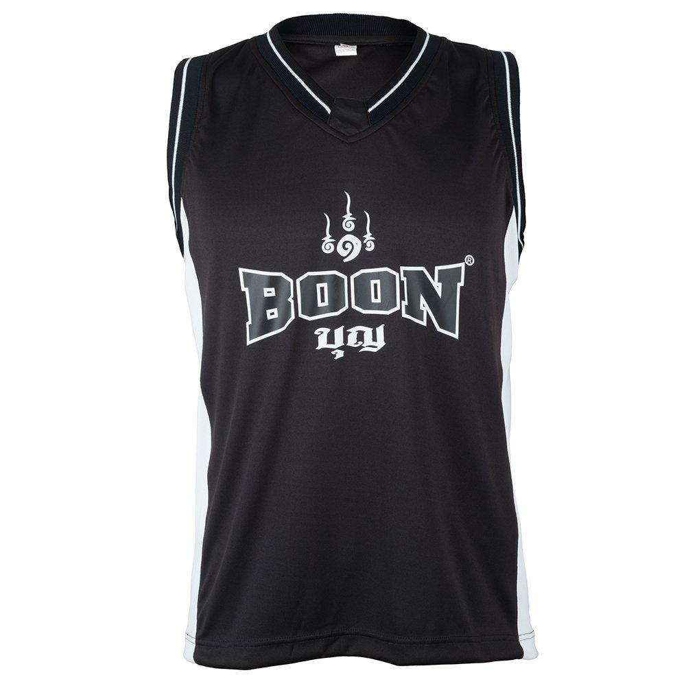 Boon Sport Training Vest Black BV-BK